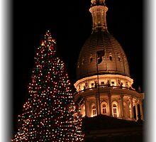 Capital Christmas by lilkarl