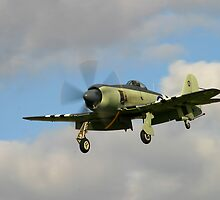 Sea Fury by SWEEPER