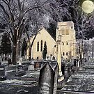st johns cemetery by Cheryl Dunning