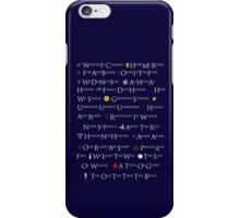 Game of Thrones House Mottos iPhone Case/Skin