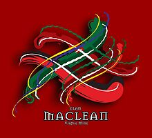 MacLean Tartan Twist by eyemac24