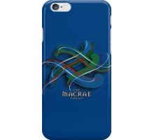 MacRae Tartan Twist iPhone Case/Skin