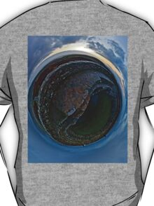 Winter Solstice Dawn over Grianan, Donegal, Ireland T-Shirt