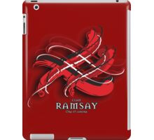 Ramsay Tartan Twist iPad Case/Skin