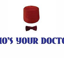 Who's Your Doctor? by jen7angel