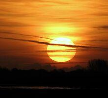 Sunrise (5) 25-11-07 by Sharon Perrett