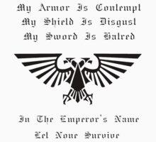 For the emperor! by GreatoMatzuda
