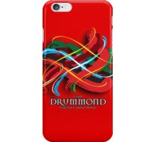 Drummond Tartan Twist iPhone Case/Skin