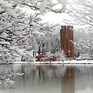 Winter at Penn State Altoona by Tgarlick