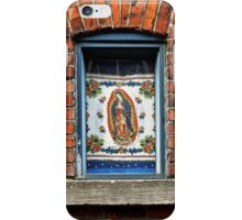 Our Lady of the Window © iPhone Case/Skin