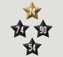 Stars of the Champions Germany by refreshdesign