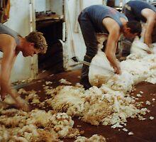 Ramming the Shears II by Bruce  Dickson