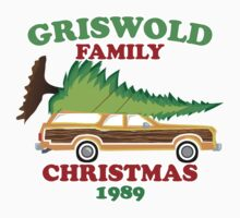 Griswold Family Christmas 1989 by HolidaySwaggC