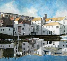 Falmouth Waterfront, Cornwall by Tonkin