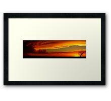 Now We Are Free Framed Print