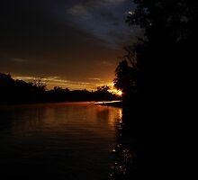 SUNRISE ON THE JAMES by RDRAKEPERKINSON