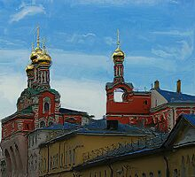 Terem Churches by Jon Ayres