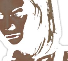 Beth Greene Deserved Better. Sticker