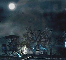 Mid-Winters Eve by Lisa  Marie Peaslee