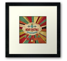 Moxie Christmas and a Moxielicious New Year Framed Print