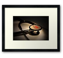 Tools of the Trade Framed Print