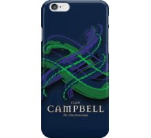 Campbell Tartan Twist iPhone Case/Skin