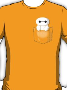 Baymax Pocket Tee T-Shirt
