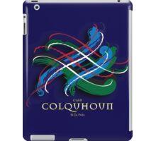 Colquhoun Tartan Twist iPad Case/Skin