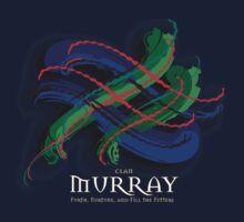 Murray Tartan Twist T-Shirt