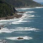 coast line  by chrisblackwell29