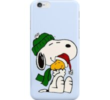 Snoopy - christmas iPhone Case/Skin