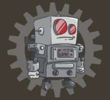 Short Robot by Nuke