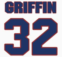 Basketball player Blake Griffin jersey 32 by imsport