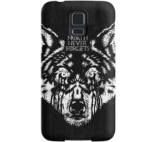 The North Never Forgets Samsung Galaxy Case/Skin