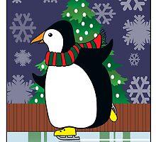 Penguin Skate by titestreet