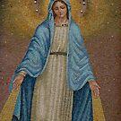 Virgin Mary by 945ontwerp
