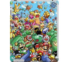 Super Mario Bros. 3 - RUN!!! iPad Case/Skin
