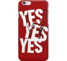 Daniel Bryan YES YES YES ! iPhone Case/Skin