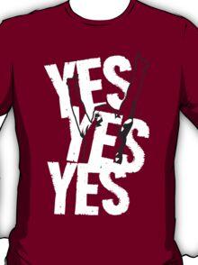 Daniel Bryan YES YES YES ! T-Shirt