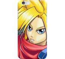 Final Fantasy - Kingdom Hearts - Cloud Strife iPhone Case/Skin