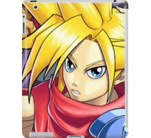 Final Fantasy - Kingdom Hearts - Cloud Strife iPad Case/Skin