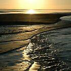 Sunset Coastline by 945ontwerp