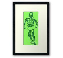 Che Celtic Framed Print