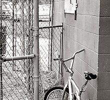 bycycle at ballpark by © Joe  Beasley IPA