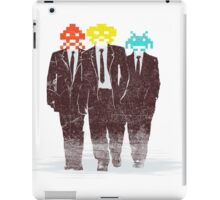 earth invaders iPad Case/Skin