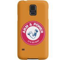 ARM & POWER Samsung Galaxy Case/Skin