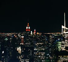 Top of the Rock by elizabethpandza