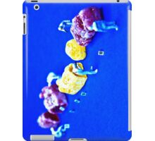 The great Jelly Baby Massacre! iPad Case/Skin