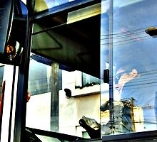 Bus Driver by franchetti