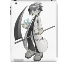 Soul Eater - Stein and Spirit iPad Case/Skin